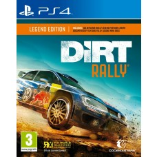 Dirt Rally Legend Edition Playstation 4
