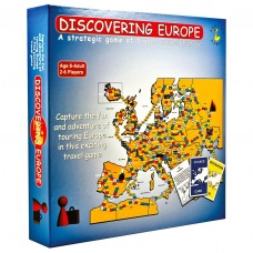 Discovering Europe Travel Game