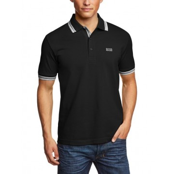 Hugo Boss Green Paddy Polo Shirt