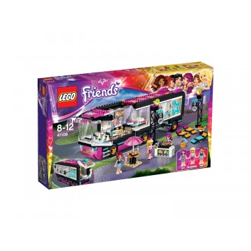 LEGO FRIENDS Pop Tour Bus