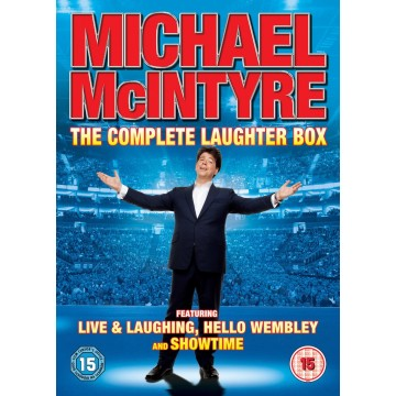 Michael Mcintyre : The Complete Laughter Box