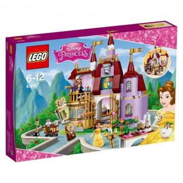 LEGO BELLE ENCHANTED CASTLE