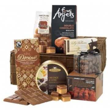 Chocolicious Hamper From Appleyard