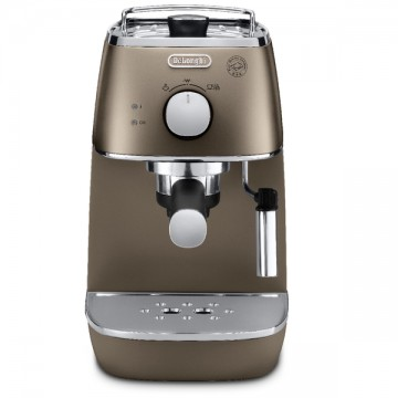 De'Longhi Distinta Espresso Machine - Matt Bronze
