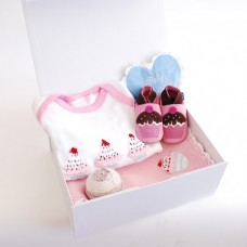 Baby Hamper – Cupcake Luxury