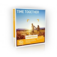 Time Together Gift Experiences Box - Choice Of Over 700 gifts