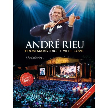 Andre Rieu: From Maastricht With Love - Collection