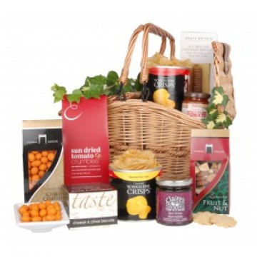 Savoury Delights Hamper From Appleyard