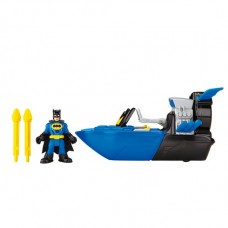 DC Super Friends Bat Boat and Batman 21cm Figure