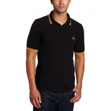 Fred Perry Twin Topped Polo Shirt