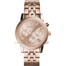 MICHAEL KORS Ladies' Ritz Chronograph Watch