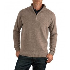Wool Overs Mens's Lambswool Jumper