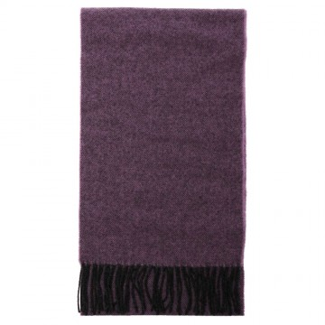 Johnstons of Elgin 100% Lambswool Scarf