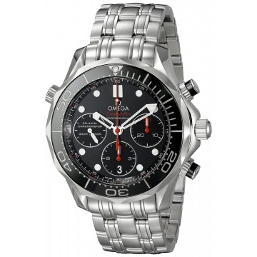 OMEGA Seamaster Diver 300M Co-Axial Chronograph Watch